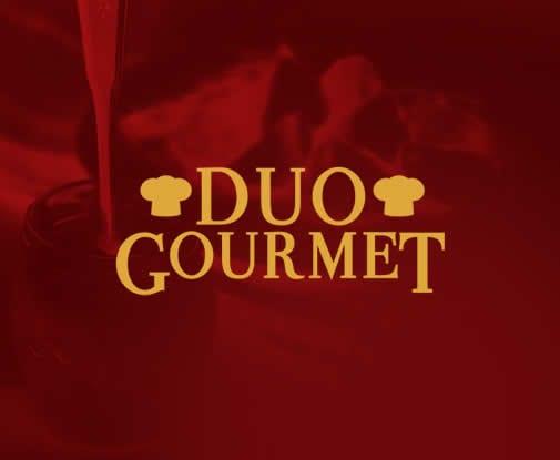 Duo Gourmet - Criação de sites bh